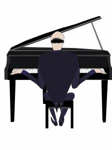 perso de dos + piano